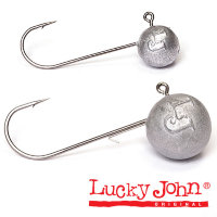 Джиг-головка Lucky John MJ ROUND HEAD 01.5г кр.008